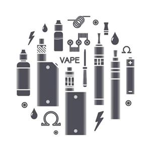 電子タバコ効果図